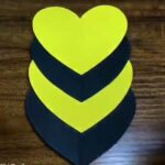 Make-Heart-Shaped-Bee-Craft-for-Kids-4